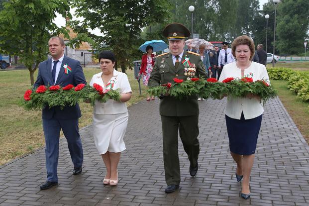 День Независимости Республики Беларусь     июль, 2021