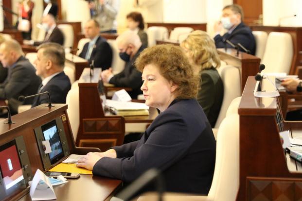 В Палате представителей Национального собрания Республики Беларусь состоялась международная научно-практическая конференция 23.03.2021